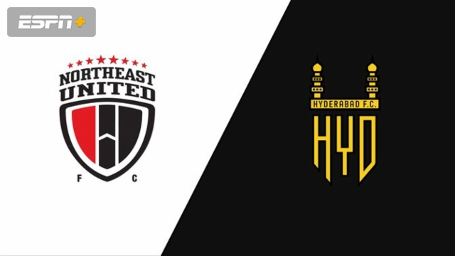 NorthEast United FC vs. Hyderabad