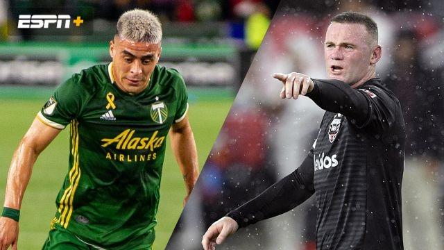Portland Timbers vs. D.C. United (MLS)