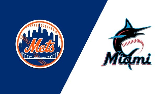 New York Mets vs. Miami Marlins