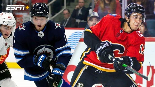 Winnipeg Jets vs. Calgary Flames