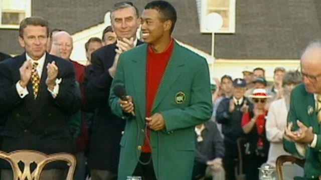 1997 Tiger Woods