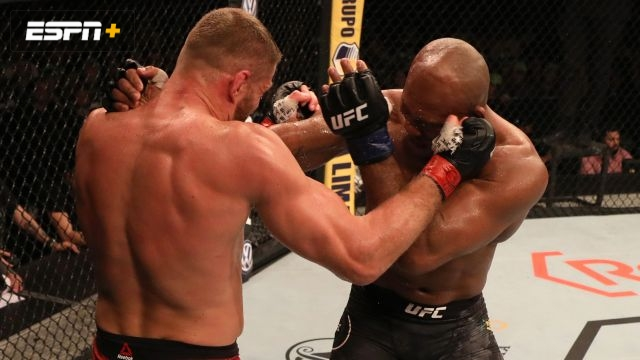 In Spanish - Jan Blachowicz vs. Jacare Souza (UFC Fight Night: Blachowicz vs. Jacare)