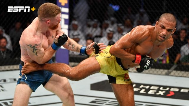 Edson Barboza vs. Paul Felder (UFC 242)
