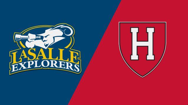 Lasalle vs. Harvard (W Basketball)