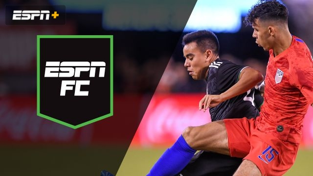 Sat, 9/7 - ESPN FC: Rivals meet at MetLife