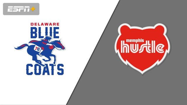 Delaware Blue Coats vs. Memphis Hustle