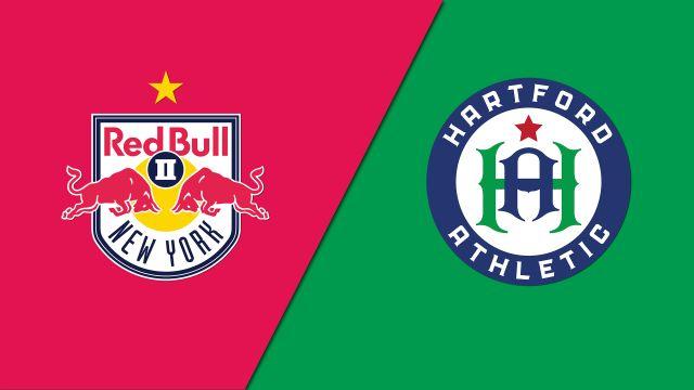New York Red Bulls II vs. Hartford Athletic (USL Championship)
