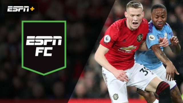 Sun, 3/8 - ESPN FC: Derby at Old Trafford
