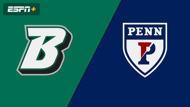 Binghamton vs. Pennsylvania (Wrestling)