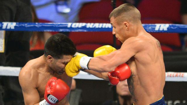 Lomachenko vs Ramirez