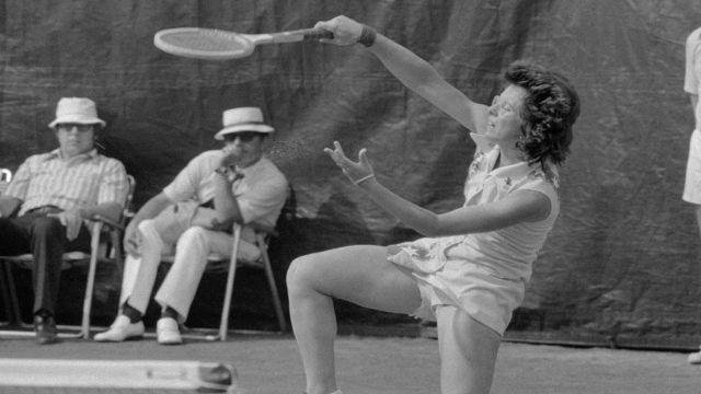 1974 Women's Final