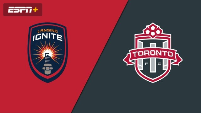 Lansing Ignite FC vs. Toronto FC II (USL League One)