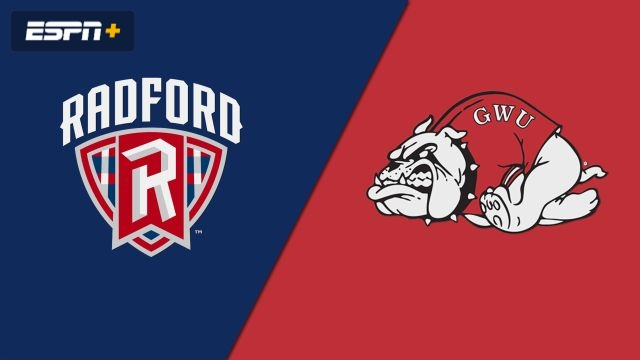 Radford vs. Gardner-Webb (Quarterfinal) (M Soccer)