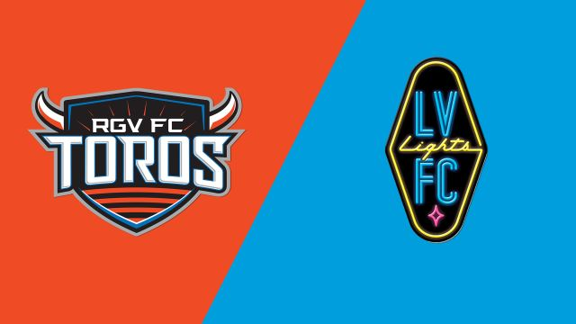 Rio Grande Valley FC vs. Las Vegas Lights FC