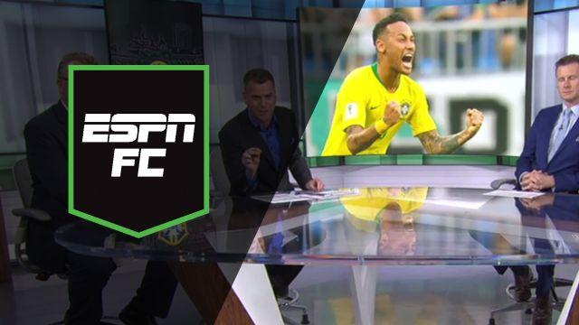 Mon, 7/2 - ESPN FC