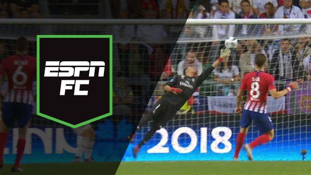 Wed, 8/15 - ESPN FC