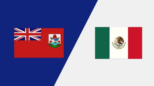 Bermuda vs. Mexico (2018 FIL World Lacrosse Championships)