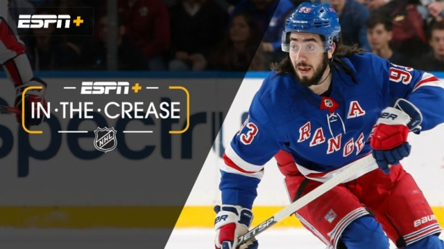 Fri, 3/6 - In the Crease: Zibanejad's career night