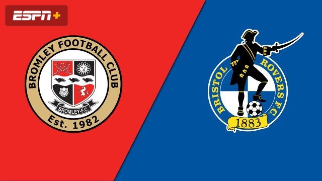 Bromley vs. Bristol Rovers (FA Cup - First Round 2nd Leg)