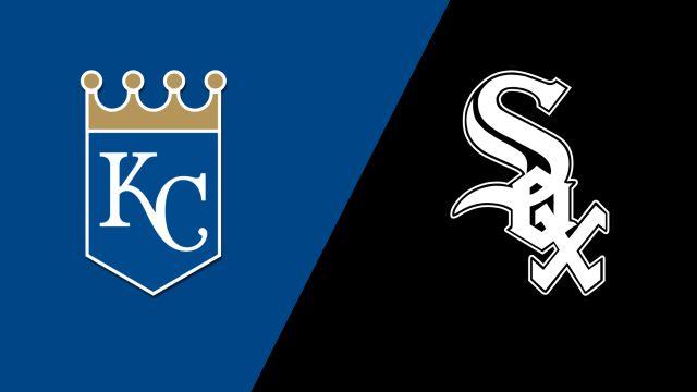 Kansas City Royals vs. Chicago White Sox