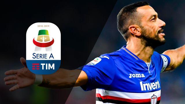 Sun, 12/2 - Serie A Weekly Highlight Show: Sampdoria scoring at will