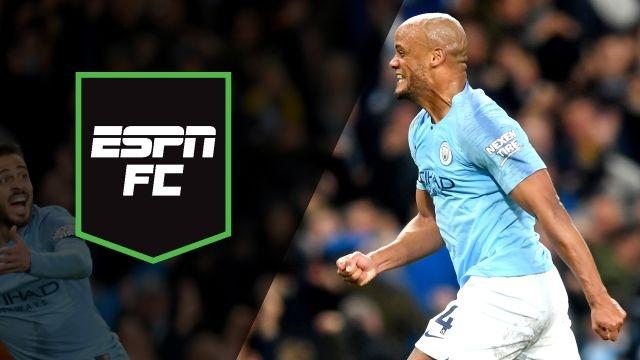 Mon, 5/6 - ESPN FC: In good Kompany