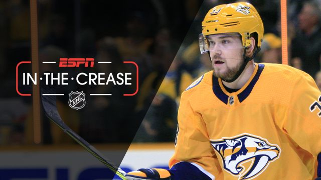 Tue, 1/15 - In the Crease: Predators skate past Capitals