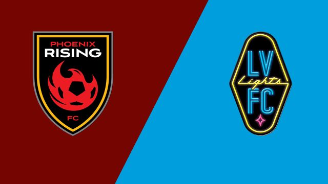 Phoenix Rising FC vs. Las Vegas Lights FC