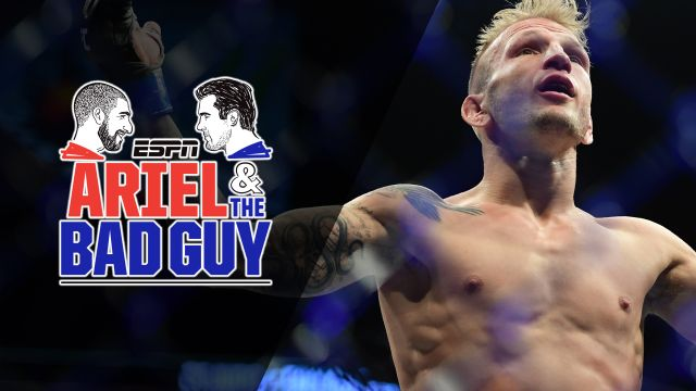 Wed, 3/20 - Ariel and the Bad Guy: Dillashaw relinquishes title