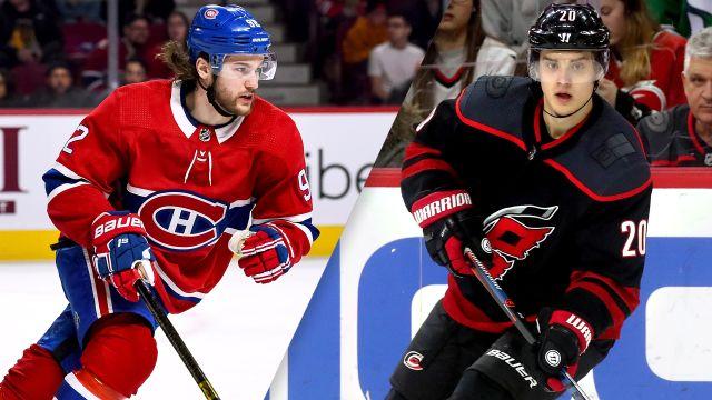 Montreal Canadiens vs. Carolina Hurricanes