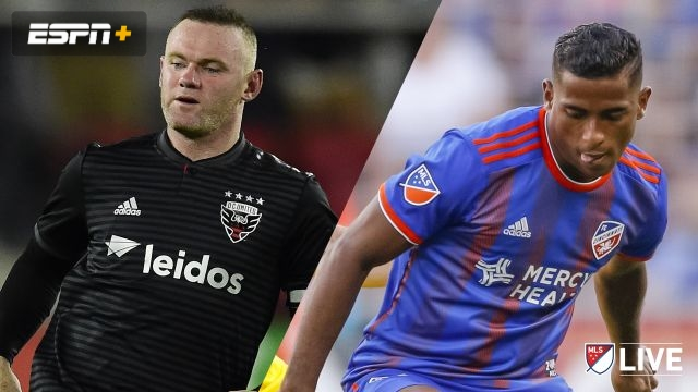 D.C. United vs. FC Cincinnati (MLS)