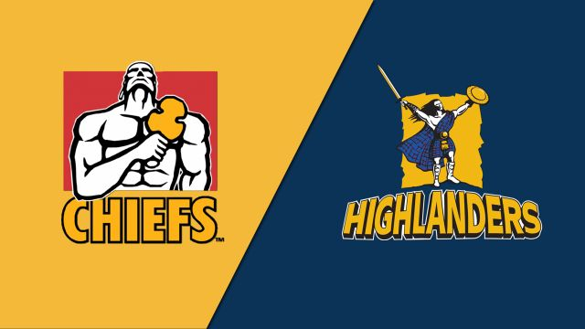 Chiefs vs. Highlanders (Super Rugby)