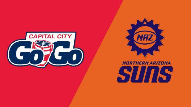 Capital City Go-Go vs. Northern Arizona Suns