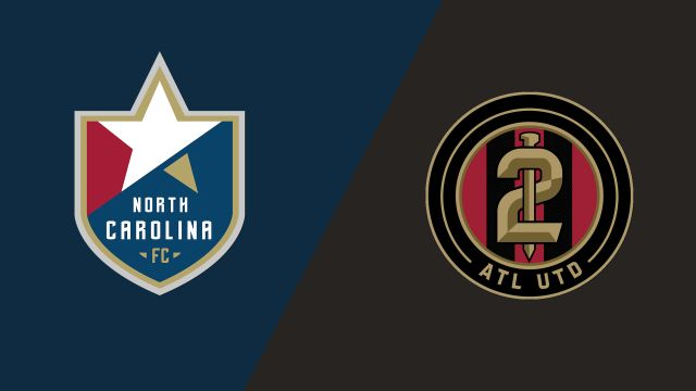 North Carolina FC vs. Atlanta United FC 2