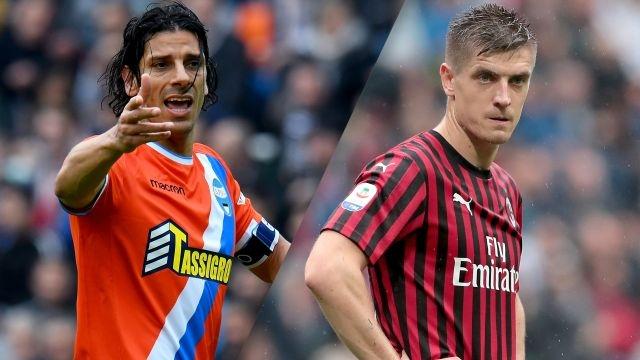 SPAL vs. AC Milan (Serie A)