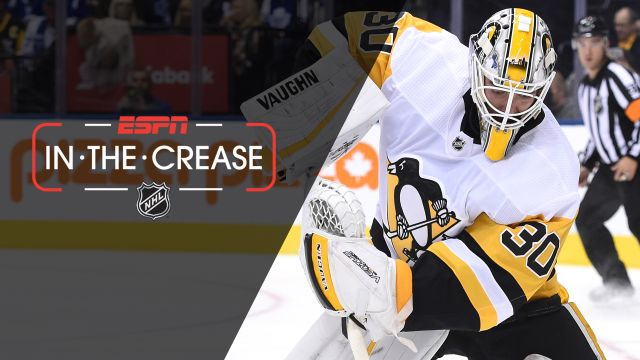 Thu, 10/18 - In the Crease