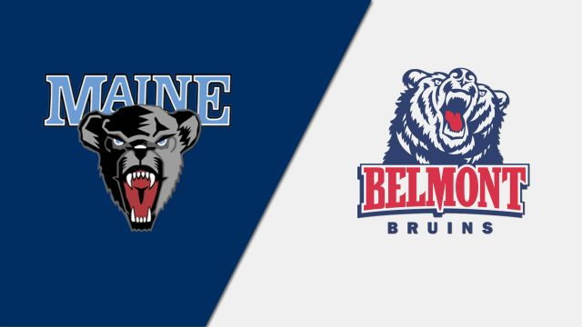 Maine vs. Belmont (Softball)