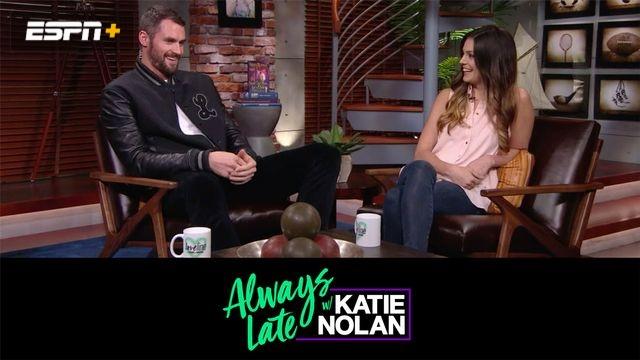 Wed, 9/19 - Always Late w/ Katie Nolan