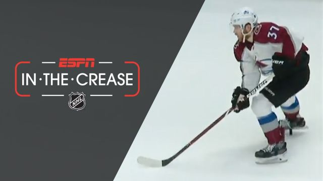 Sat, 4/21 - In the Crease