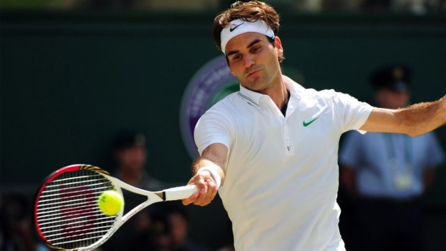 2012 Men's Wimbledon Final