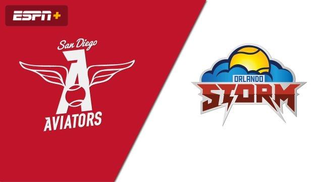 San Diego Aviators vs. Orlando Storm