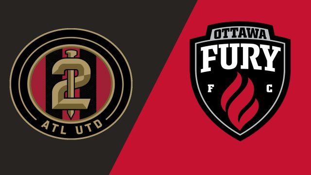 Atlanta United FC 2 vs. Ottawa Fury FC