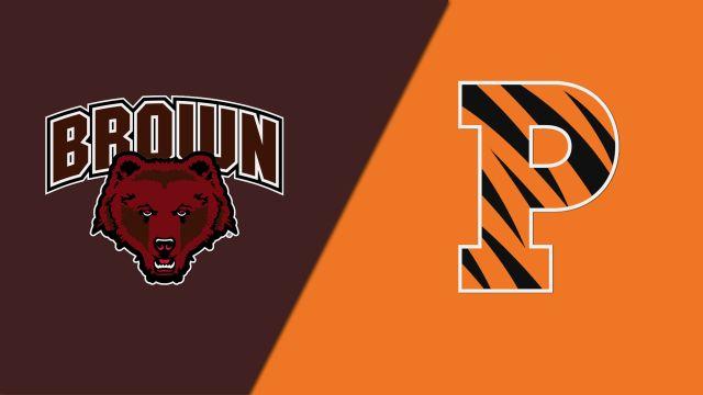 Brown vs. #10 Princeton (W Lacrosse)