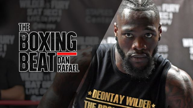 Tue, 11/27 - The Boxing Beat: Special guest Deontay Wilder