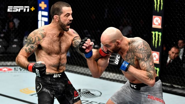 Matt Brown vs. Ben Saunders (UFC 245)