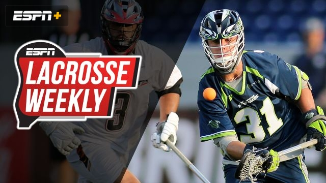 Tue, 10/1 - Lacrosse Weekly: MLL Championship week preview