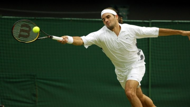 2003 Men's Wimbledon Final