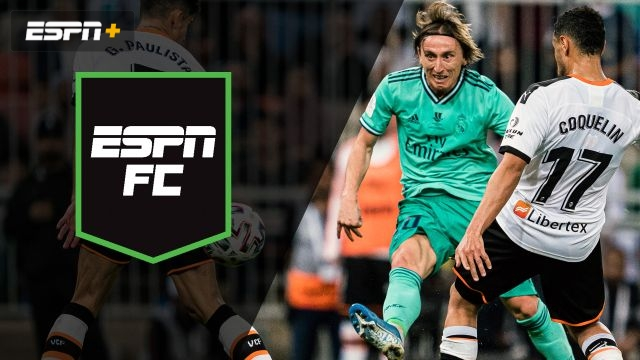 Wed, 1/8 - ESPN FC: Domination at Supercopa semis