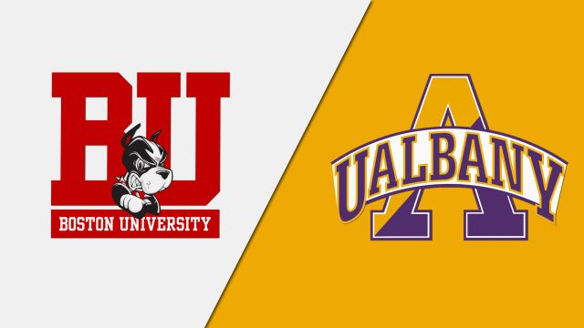 Boston University vs. Albany (M Basketball)