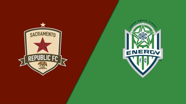 Sacramento Republic FC vs. OKC Energy FC (United Soccer League)